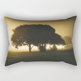FOGGY NIGHT I Rectangular Pillow