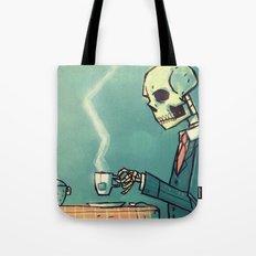 Calavera´s Tea Tote Bag