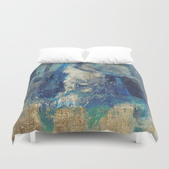 Night Horse Duvet Cover