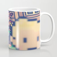 earthbound Mugs featuring Mother 3 Selfie by Dean Bottino