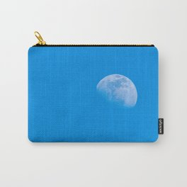 moon in the blue sky Carry-All Pouch