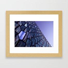 Harpa Reykjavik Framed Art Print