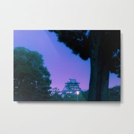 Osaka Dreams Metal Print