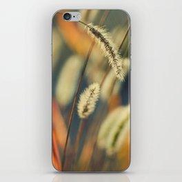 Colorful nature iPhone Skin