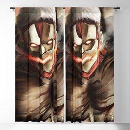 Attack on titan  Shingeki no kyojin 進撃の巨人 Classic T-Shirt  14019 Blackout Curtain