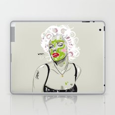 WTF? NATURAL MARILYN Laptop & iPad Skin