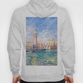 """Auguste Renoir """"Vue de Venise (Le Palais des Doges)"""" Hoody"""