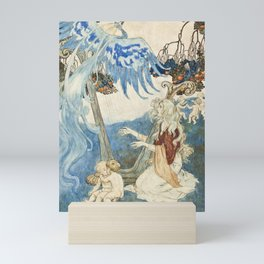 """A Heavenly Recital"" by Erich Schutz Mini Art Print"