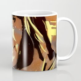 Tom Petty. painting. learning to fly. Coffee Mug