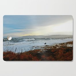 Sainte-Anne-Des-Monts and the Surf Cutting Board