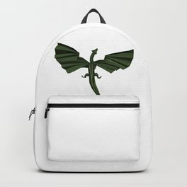Origami Dragon Backpack