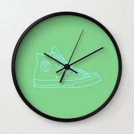 """Chuck """"M I N T"""" Wall Clock"""