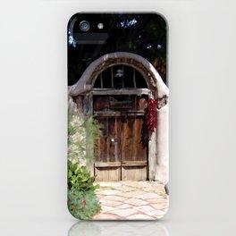 Las Entrada iPhone Case