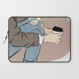 Fashion Latte To Go Laptop Sleeve