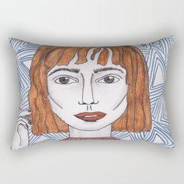 Friday Night Rectangular Pillow
