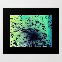 against the light #1 Art Print