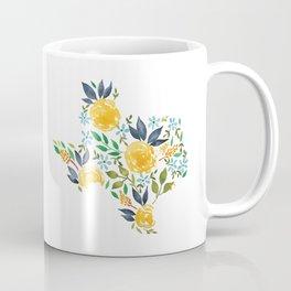 Yellow roses of Texas Coffee Mug