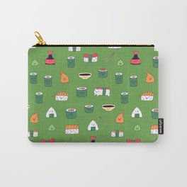 Kawaii sushi Carry-All Pouch