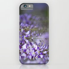 Wisteria on a rainy spring day Slim Case iPhone 6s