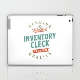 Inventory Clerk Laptop & iPad Skin
