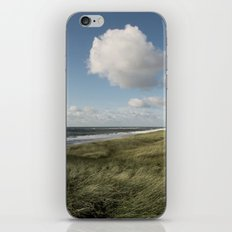 Where the clouds fly iPhone & iPod Skin