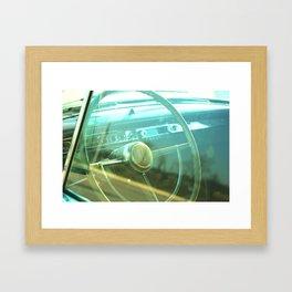 Studebaker Classic Car Photograph Framed Art Print