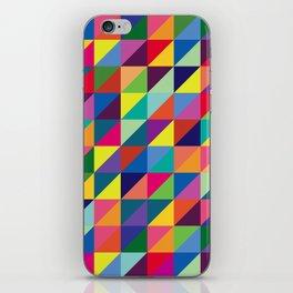 Geometric Pattern #7 iPhone Skin