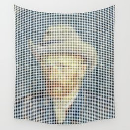 Van Gogh Deconstructed Wall Tapestry