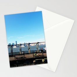 Piers | Hudson River | NYC Stationery Cards