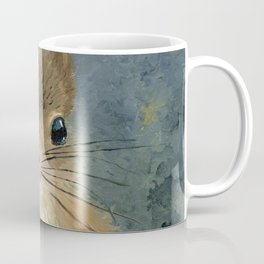 Last Nut for my Squirrel Coffee Mug