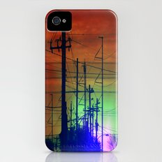 On the Grid iPhone (4, 4s) Slim Case