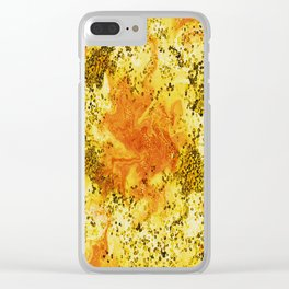 Modest Hope Clear iPhone Case