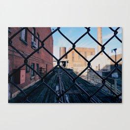 Bars Canvas Print