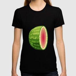 Water Melon Cut In Half T-shirt
