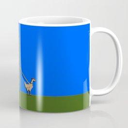 crazy chicken Coffee Mug