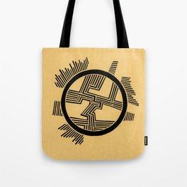 Dendrite Tote Bag