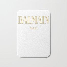 Balmain Paris Gold Bath Mat