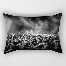 The Sound of Art Rectangular Pillow