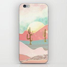 Desert Mountains iPhone Skin
