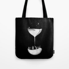 Time Travels Tote Bag
