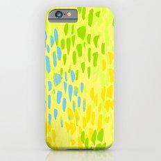 Picnic Pals paint in citrus Slim Case iPhone 6s