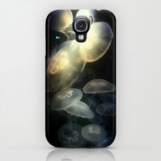 Jellyfish Darkness to Light Galaxy S4 Slim Case