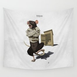 Shithouse Wall Tapestry