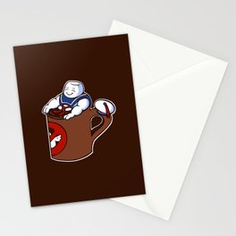 Cup of Stay Puft Stationery Cards