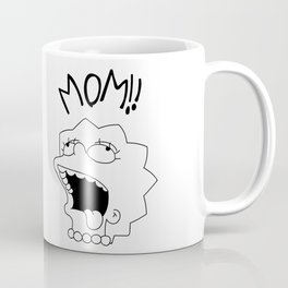 Lil Peep Lisa Drooling Tattoo Coffee Mug