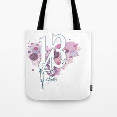 143 Tote Bag