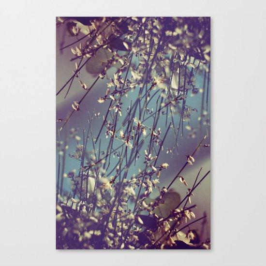 Flower Flip Canvas Print