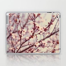 lovely spring blossoms Laptop & iPad Skin