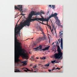 Nature's Path Canvas Print