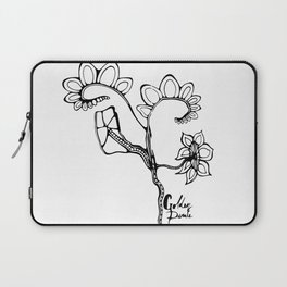 39. Flowers Laptop Sleeve